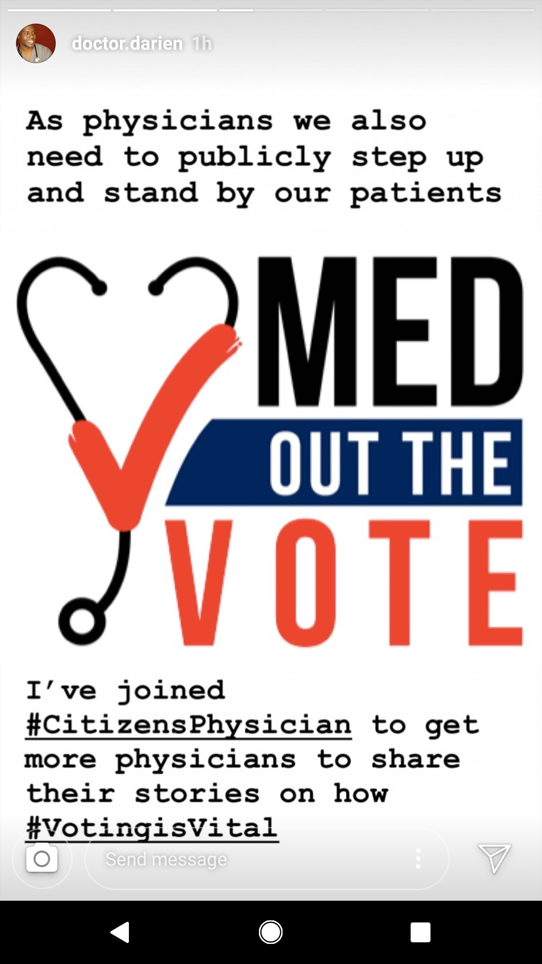 Citizen Physicians - Blog